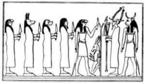 The-Four-Sons-of-Horus